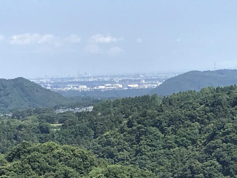 宮ヶ瀬ダム景色